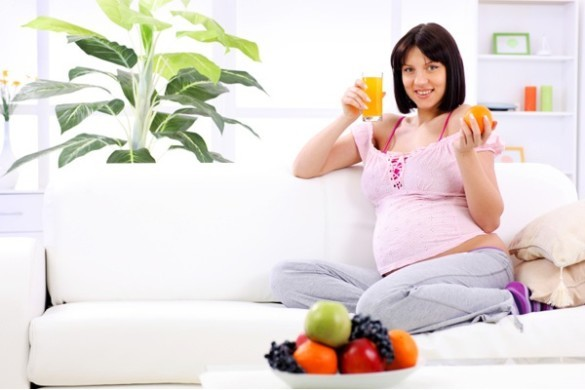 Как избавиться от тошноты при беременности?