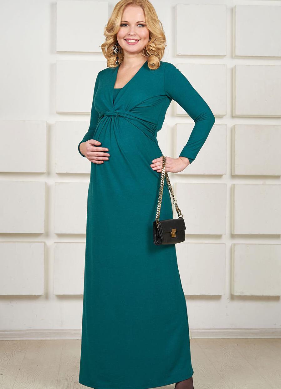 Осенние платья для беременных 2016